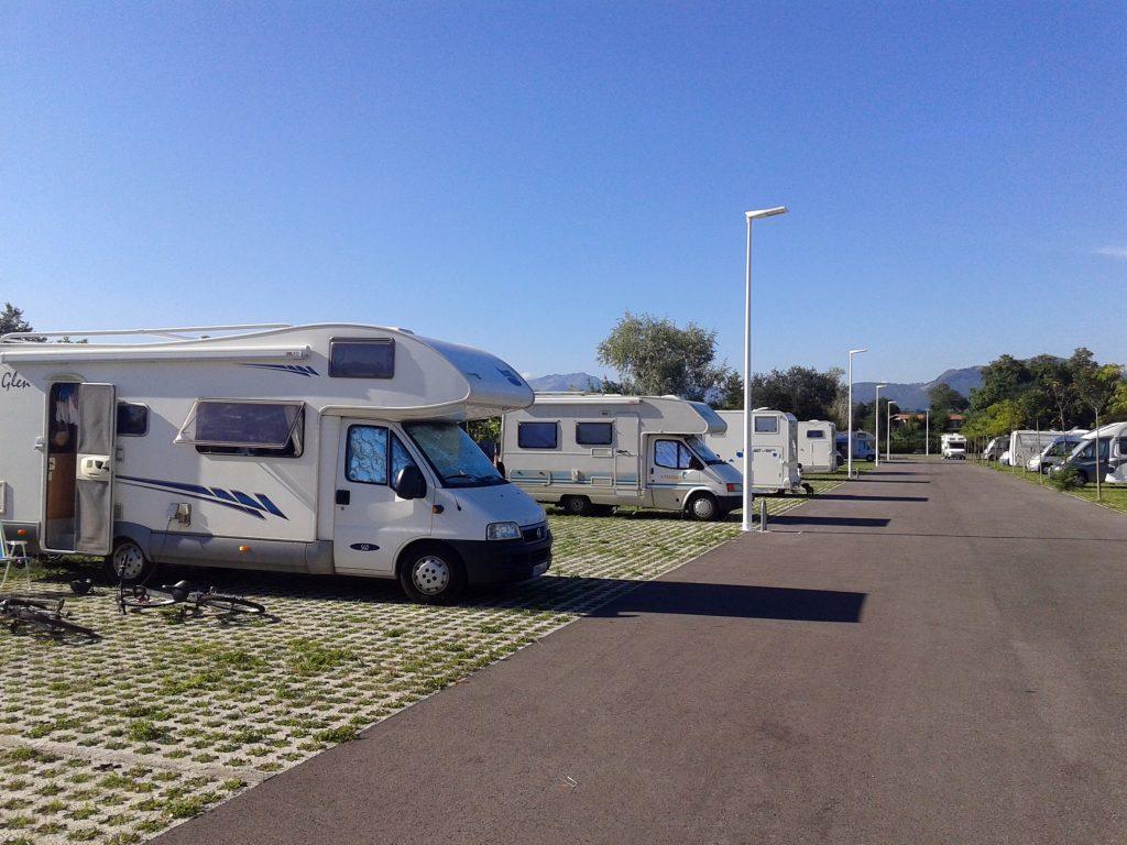 Área de autocaravanas de Suesa-Somo
